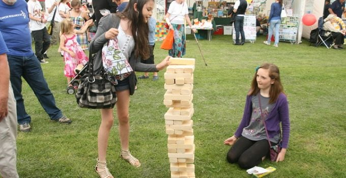 Best Giant Jenga Set