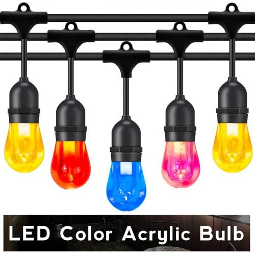 Fule outdoor string lights